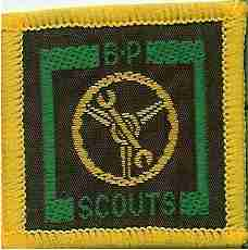 The Senior Scout Mechanic Badge